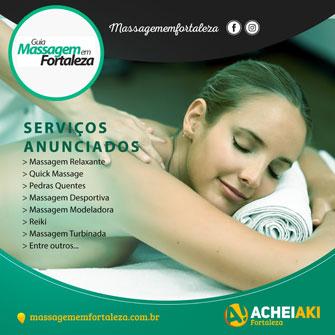 Massagems em Fortaleza
