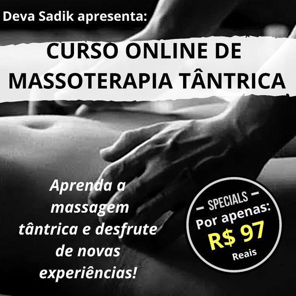 Curso Básico de Massagem Tântrica