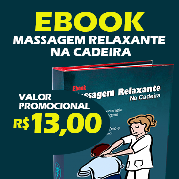Ebook Massagem Relaxante na Cadeira