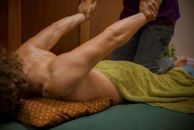 Benefícios da massagem tailandesa