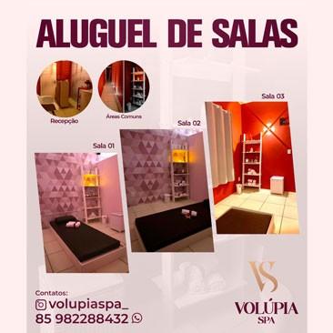 Aluguel de sala Volúpia Spa
